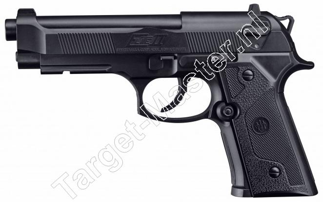 BERETTA ELITE II  -  Airsoft Pistool  -  kaliber 6mm BB  -  Co2